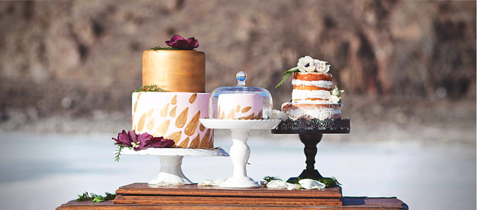 Wildflour Sweets Wedding Cakes in Crested Butte, Colorado